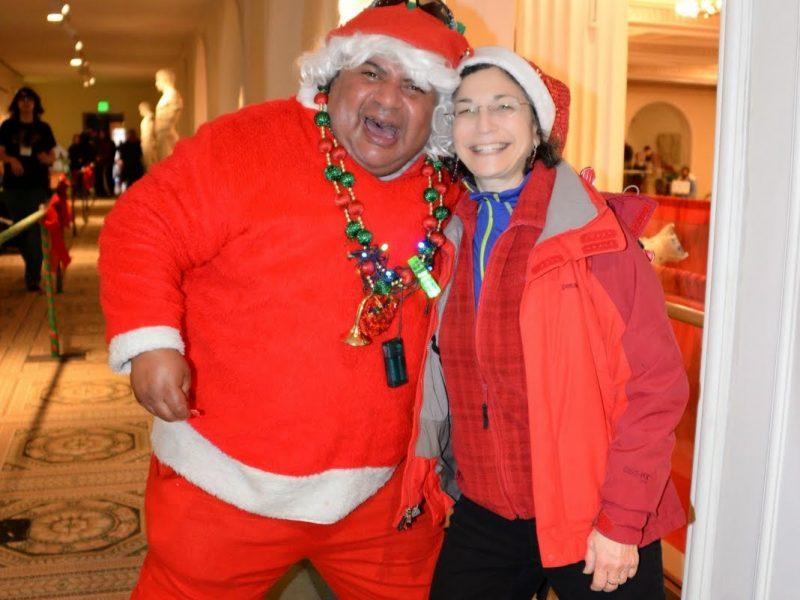 Santa and a Smile!